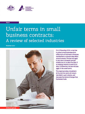small business contracts essay